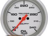 """AutoMeter 2-5/8"""" температуры масла, 100-340 F [ATM-4456]"""