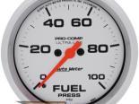 "AutoMeter 2-5/8"" давления топлива, 0-100 [ATM-4463]"