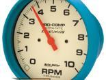 "AutoMeter 5"" тахометр, 10,000 Rpm, W/Memory [ATM-4594]"