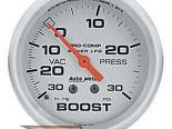 """AutoMeter 2-5/8"""" Boost, 30 In. Hg/30 Psi [ATM-4603]"""