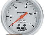 "AutoMeter 2-5/8"" давления топлива, 0-15 [ATM-4611]"