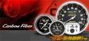 "AutoMeter 2-5/8"" температуры жидкости, 140-280 F [ATM-4831]"