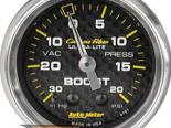 """AutoMeter 2"""" Boost, 30 In. Hg/20 Psi [ATM-4701]"""