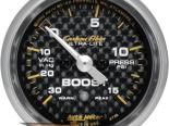 """AutoMeter 2"""" Boost-Vac, 30 In. Hg/15 Psi [ATM-4776]"""