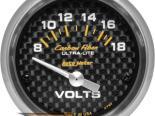 "AutoMeter 2"" вольтметр, 8-18 Volts [ATM-4791]"