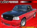 1998-2008 Ford Ranger W Type 7 PCS полный комплект w/Roll Pan