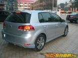 Обвес по кругу на Volkswagen Golf 6 ABT