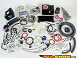 Vortech V-3 Si-Trim Supercharging System Polished Finish w/Intercooler Ford Mustang 5.0L V8 86-93