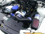 Vortech Supercharging System With V 3 Si Trim And Charge Cooler Polished Ford Mustang 4.0 V6 07-08