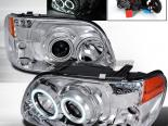Передняя оптика для FORD EXPLORER 95-01 Halo Projector Chrome : Spec-D