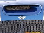 M7 Speed Fiberglass DFIC Inlet капот Scoop Mini R52 Cooper S 05-08
