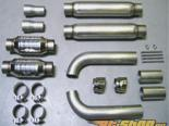Belanger Side Pipe выхлоп комплект with cats Dodge Viper V10 92-02