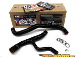 HPS Чёрный High Temp Reinforced Silicone силиконовые патрубки Coolant Ford Mustang GT 02-04