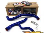 HPS Синий High Temp Reinforced Silicone силиконовые патрубки Coolant Ford Mustang GT 02-04