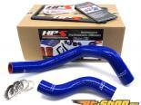 HPS Silicone силиконовые патрубки Синий для Nissan 89-98 240SX with SR20DET