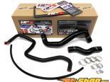 HPS Silicone силиконовые патрубки Чёрный для Nissan 03-06 350Z