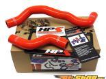 HPS Silicone силиконовые патрубки Красный для Nissan 91-99 Sentra with SR20