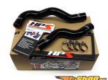 HPS Silicone силиконовые патрубки Чёрный для Nissan 02-06 Sentra SE-R / SE-R Spec V