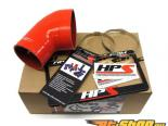 HPS Silicone Air Intake Hose Post MAF Tube Красный для BMW 01-06 E46 M3