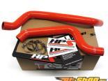 HPS Silicone силиконовые патрубки Красный Dodge Stealth Turbo 91-96