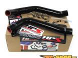HPS Reinforced Silicone силиконовые патрубки Чёрный Toyota Tacoma V6 4.0L 05-11