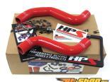HPS Reinforced Silicone силиконовые патрубки Красный Toyota Tacoma V6 3.4L Manual Trans 00-04