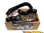HPS High Temp Reinforced Silicone силиконовые патрубки Чёрный Toyota GT-86 13-14