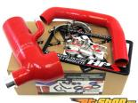 HPS Silicone Post MAF Air Intake Hose Красный для Scion 2013 FRS 2pcs Set w/ Sound Tube