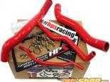 HPS High Temp Reinforced Silicone силиконовые патрубки Coolant Красный Chevy Camaro SS 6.2L V8 10-11