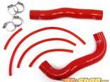 HPS High Temp Reinforced Silicone силиконовые патрубки Красный Hyundai Genesis Coupe 2.0T 13-14