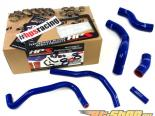 HPS High Temp Reinforced Silicone Radiator Plus Heater Hose Синий Subaru BRZ 13-14