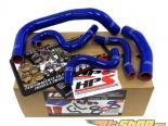 HPS High Temp Reinforced Silicone Radiator Plus Heater Hose Синий Toyota Corolla 85-87