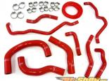 HPS High Temp Reinforced Silicone Radiator Plus Heater Hose Красный Scion iQ 1.3L 12-14