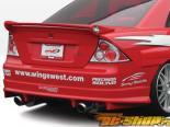 Спойлер на Honda Civic 2001-2005 Commando NO LIGHT