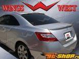 Спойлер на Honda Civic 2006-2008 Type R