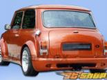 Пороги для Mini Cooper 59-00 Type Z Duraflex