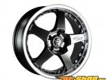 5Zigen Hyper Чёрный 5ZR Диски Set 18x7.5 +35mm 5x100 FRS, BRZ or GT-86