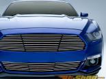 T-Rex Billet Grilles бампер Polished Решетка радиатора Ford Mustang GT 2015