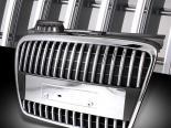 Решётка радиатора для AUDI A4 06-07 Хром