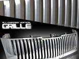 Решётка радиатора на Cadillac Escalade 02-05 Хром