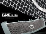 Решётка радиатора на Cadillac Escalade 02-06 Хром