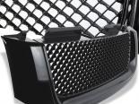 Решётка радиатора на GMC Envoy 02-07 DIAMOND Чёрный