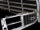 Решётка радиатора на GMC Pick Up 94-99 стандартный Хром