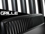 Решётка радиатора для Dodge Ram 94-01 VERTICAL Чёрный