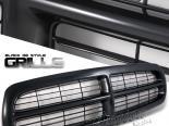 Решётка радиатора для Dodge Durango 97-03 стандартный Чёрный
