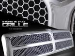 Решётка радиатора для Dodge Ram 94-01 стандартный Хром