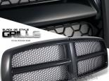Решётка радиатора для Dodge Ram 02-05 стандартный Хром