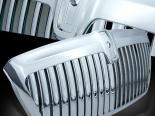 Хромированная решётка радиатора Стиль на Lincoln Navigator 1998-2002