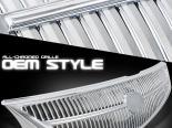 Хромированная решётка радиатора стандартный Стиль для Toyota Solara 1999-2002