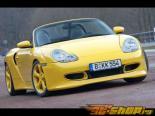 Обвес Techart на Porsche Boxster 986